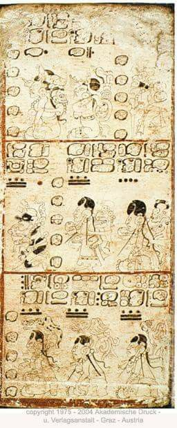 Codice Dresde / maya