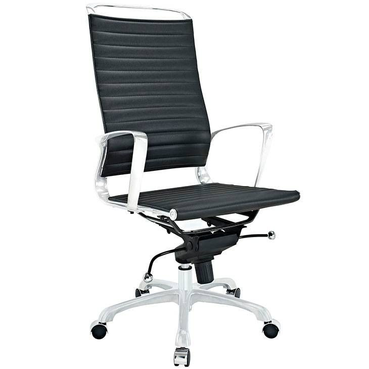 Tempo Highback Office Chair Modern Office Chair Black Office