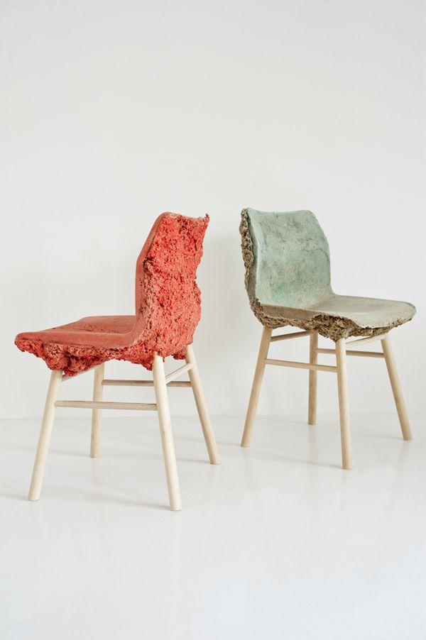 Well Proven Chair Marjan Van Aubel I Love The Way That It Looks