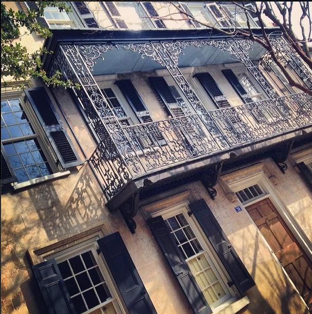 76 Church Street in #Charleston where Dubose Heyward wrote his novel, Porgy in 1925