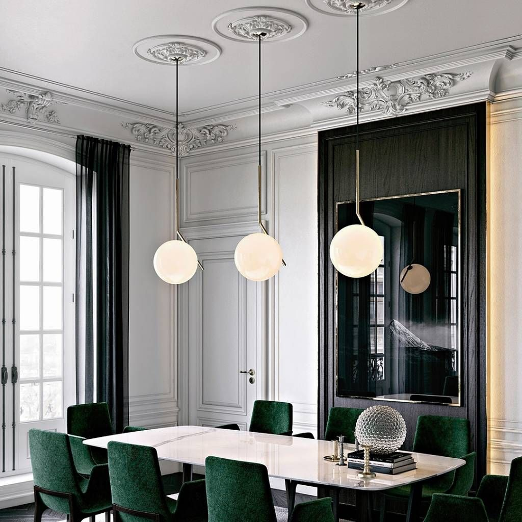 Ic Lights S Pendant For Flos
