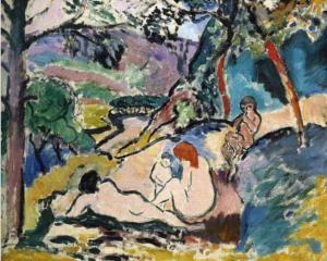 Pastoral, 1905.  Matisse.