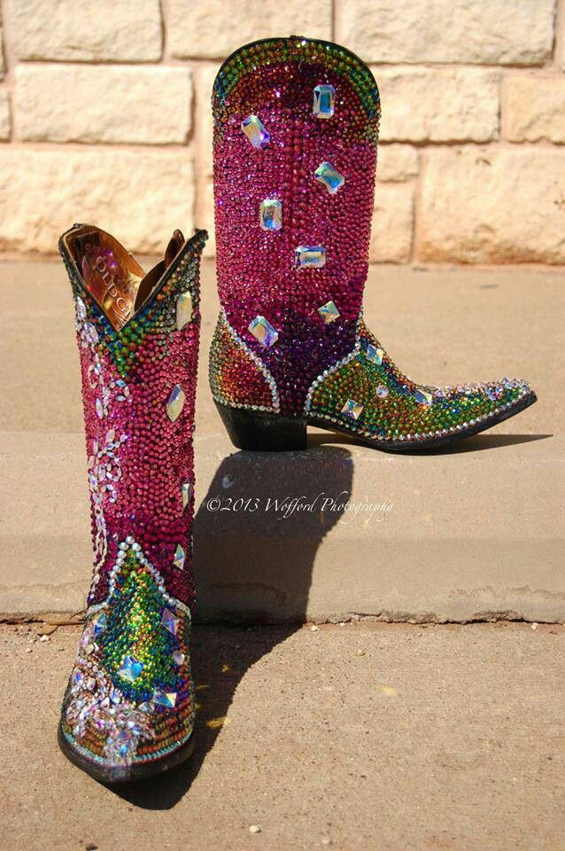Paradise made boots