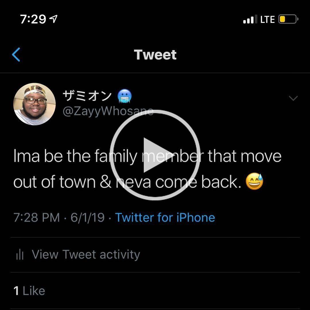 (@zayywhosane ) #explorepage #onechallenge #melaninpoppin #moods #trending #moodedits #nichememes #postpage #views #blackgurlmagic…