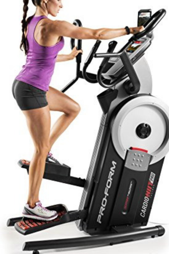ProForm Cardio HIIT Elliptical Trainer Go to ifit com/activate to