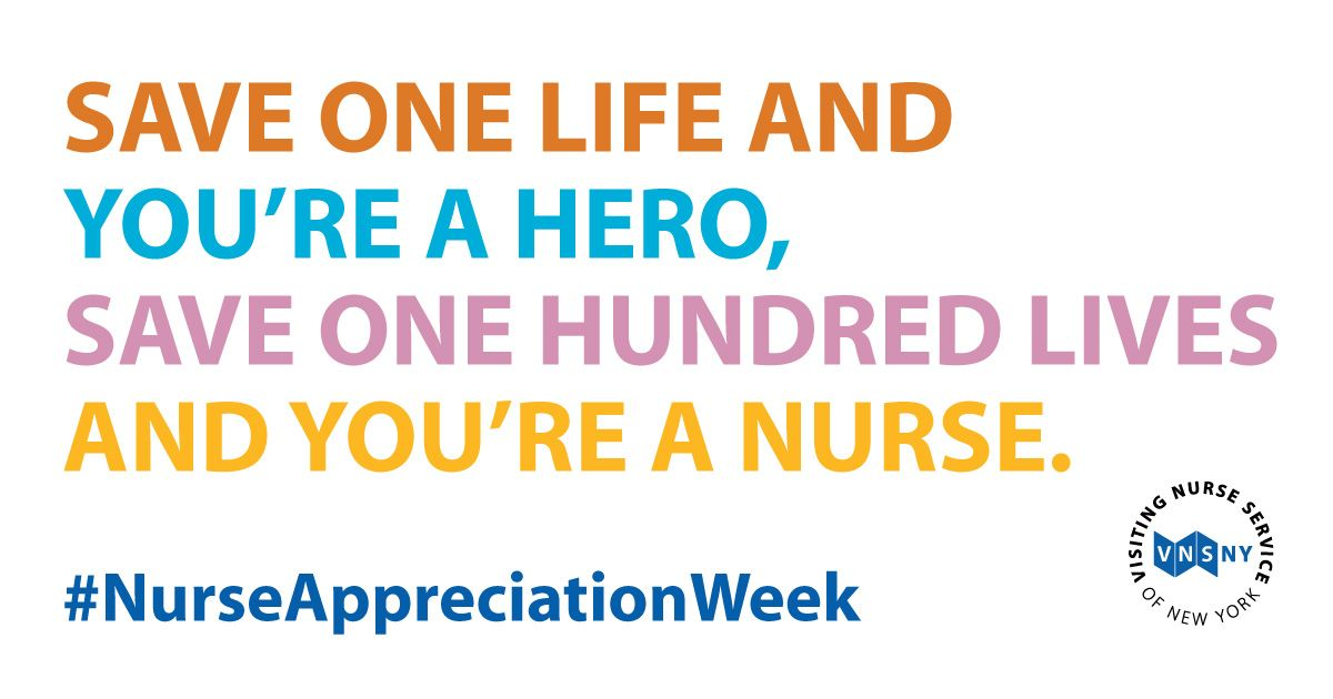 A day in the life blog archive nurse appreciation week