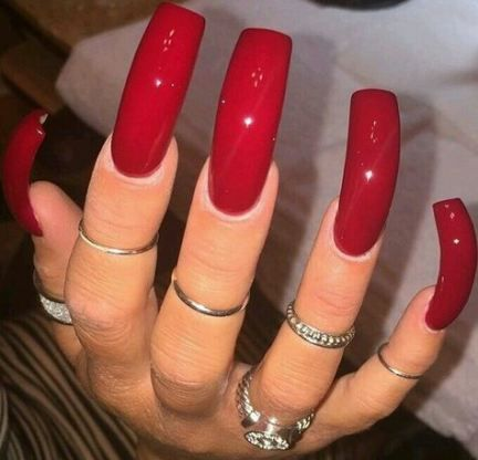 nails design long square products 53 ideas nails  curved