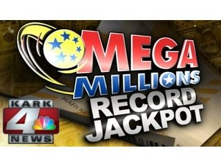 Mega Millions Jackpot At A Record 540 Million Dollars You Can Watch The Drawing Live Tonight On Kark 4 News Mega Millions Jackpot Jackpot Lottery News