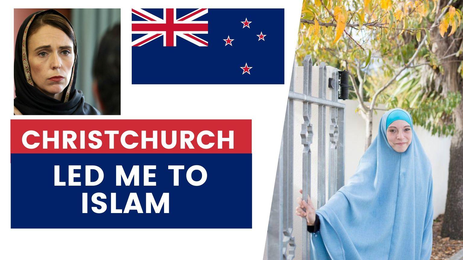 🇳🇿 Christchurch Incident Led me to Islam ☪️ | Megan Lovelady