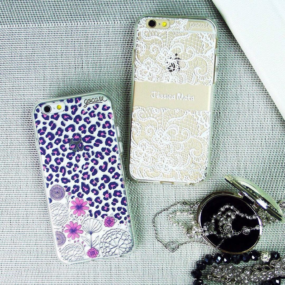 Não tem o que se discutir. Uma coisa que esses smartphones sabem fazer bem feito é se vestir!  {cases: multi flores e renda branca} [DISPONÍVEIS PARA IPHONES GALAXY E MOTO G]  #gocasebr #instagood #iphonecase #phonecase #animalprint #renda #exclusive #purple #amogocase