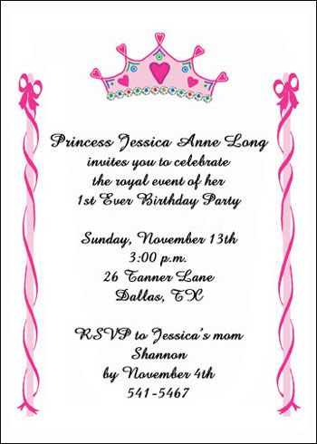 Children Birthday Party Invitation at CardsShoppe com Kids Children Birthday Party Invitations
