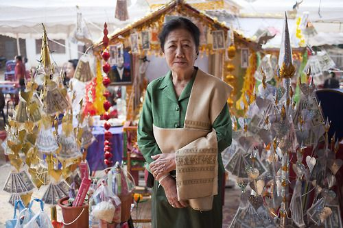 Nong Khiaw, 24/03/2013 silenzio