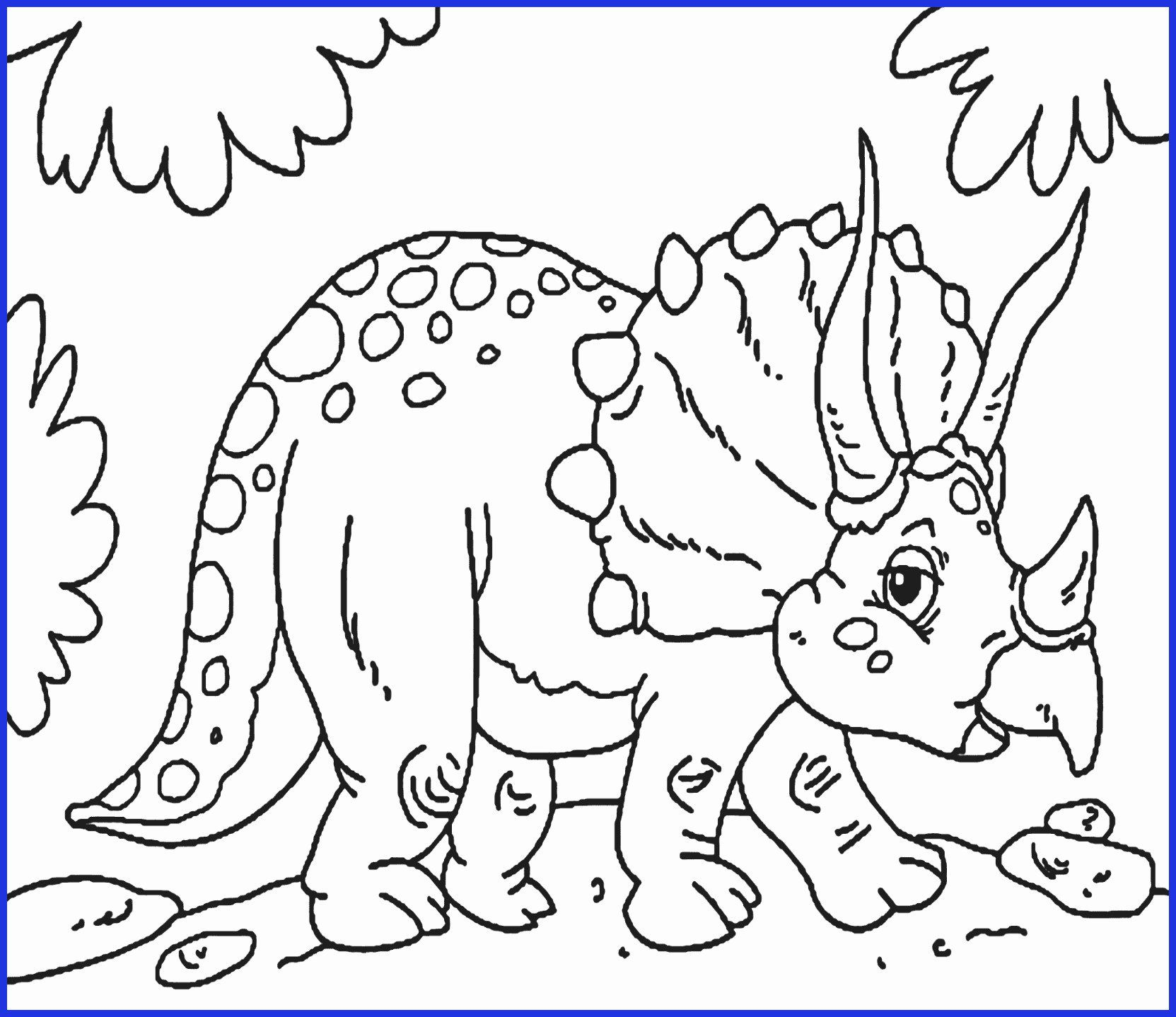 Coloring Picture Of Dinosaurs Best Of 20 Luxury Gallery ...