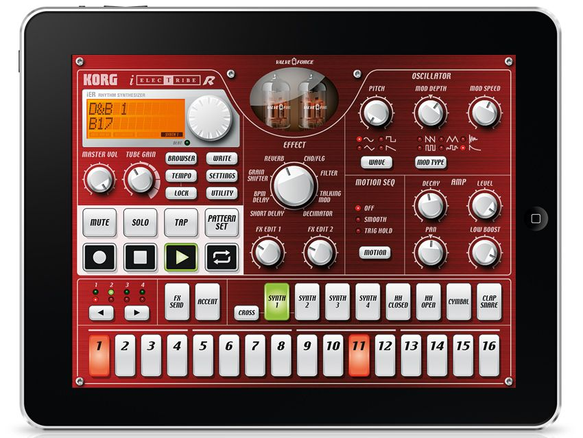 12 of the best iOS groovebox and drum machine apps