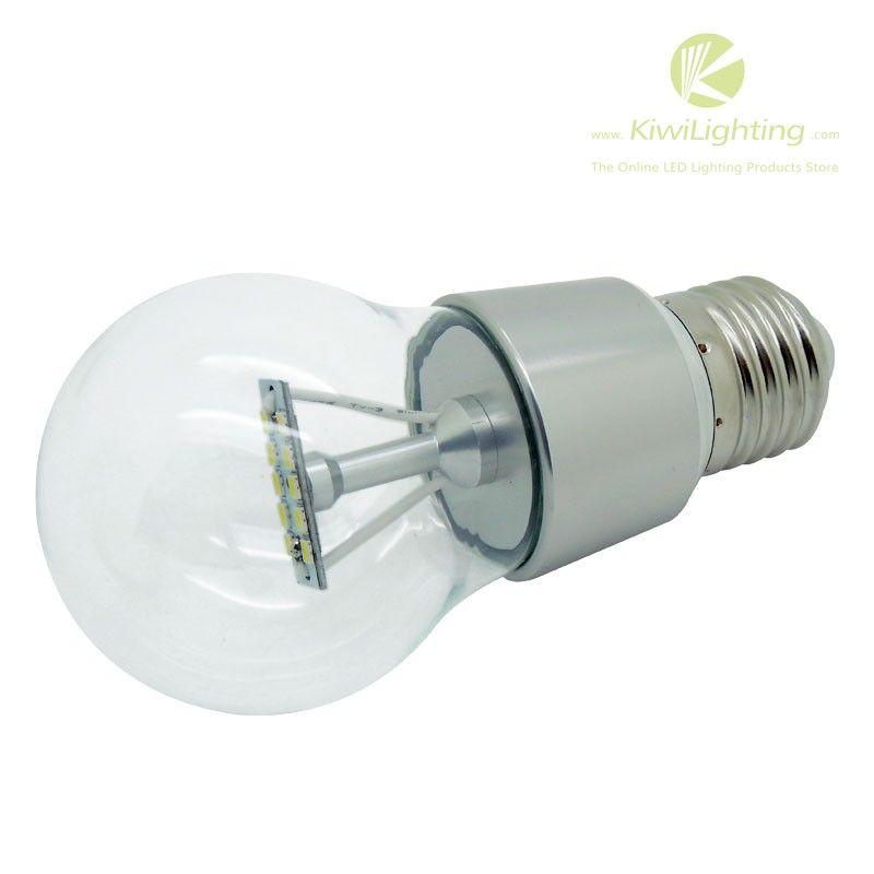 5w 3014 Smd Led Bulb Light E27 E26 B22 Base Cold White 6000k 6500k Led Bulb Light Bulb Led Lights