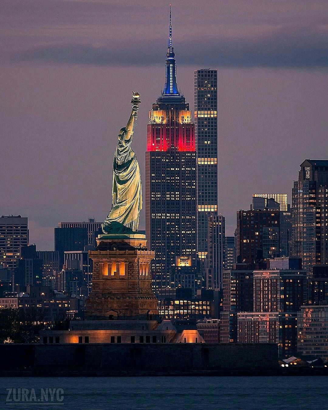 New York By Zura Nyc New York Pictures Visit New York City Wallpaper