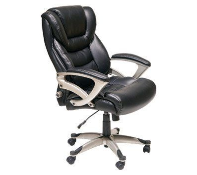 Superb Serta Executive High Back Chair, Black By Serta. $229.99. Upholstered In  Black
