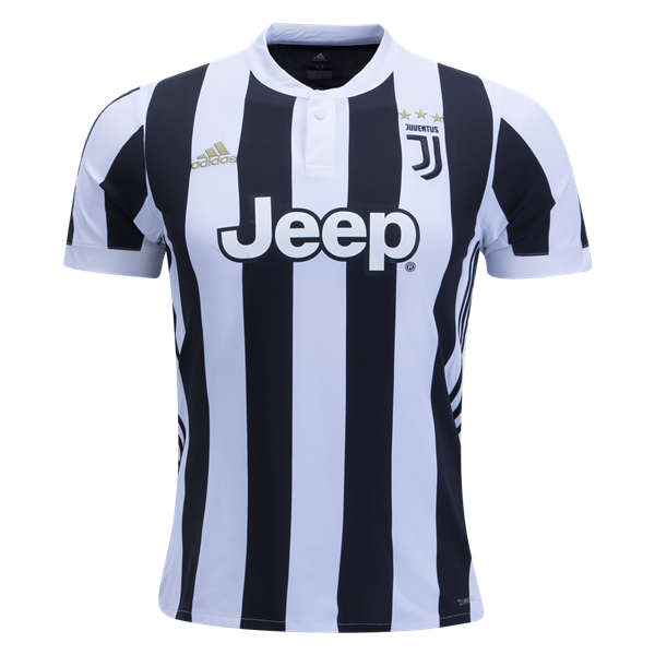 eb18ac7bc Juventus Home Football Jersey 17/18 This is the Juventus Home Football  Shirt 2017 2018. Get ready for the new season in the latest version of the  famous ...