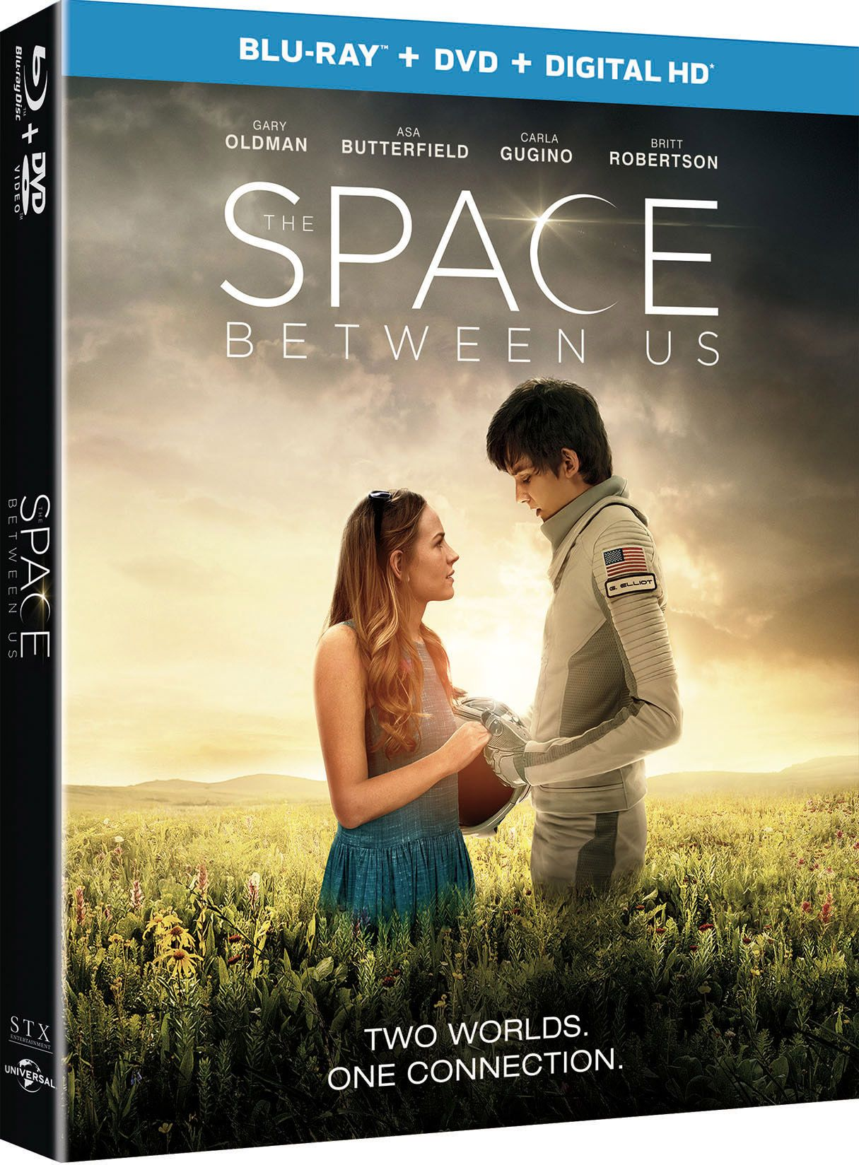 The Space Between Us Blu Ray Review Space Between Us Space