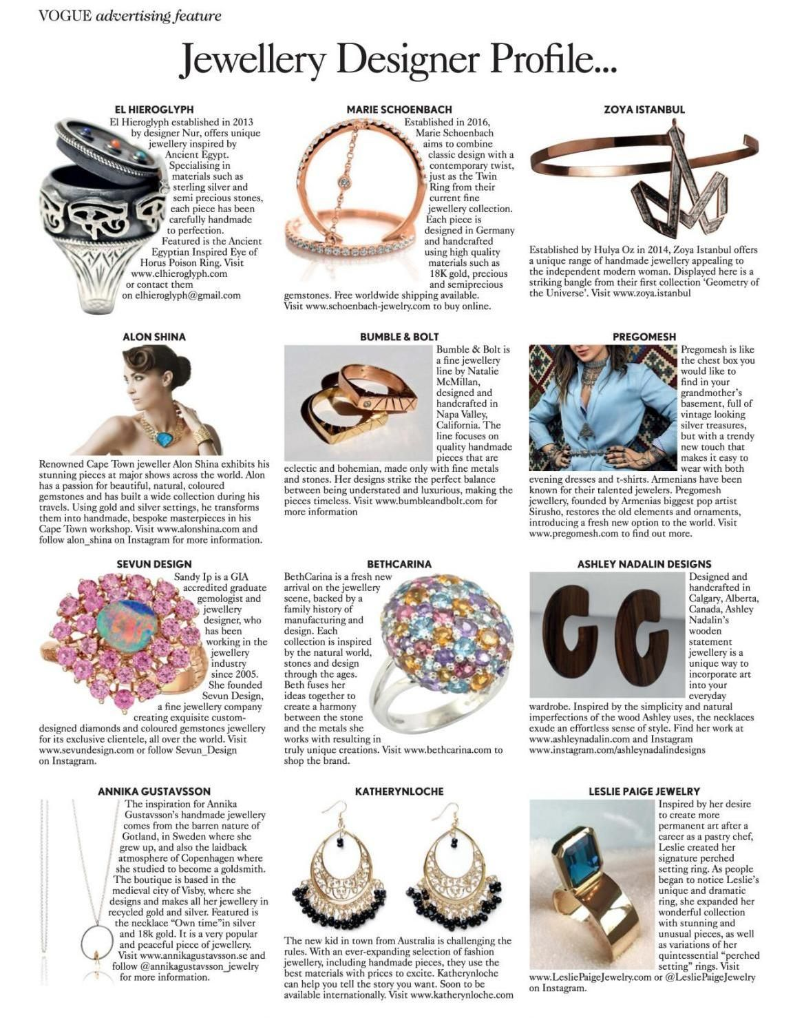 British vogue july jewerly pinterest british catalog and