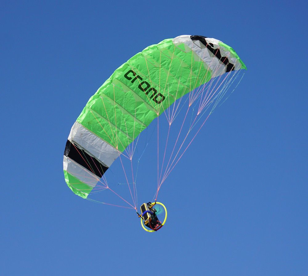 Details About Cloud 0 5 1 48m Rc Paramotor Artf Version Green Rc Toys Fpv Drone Racing Clouds