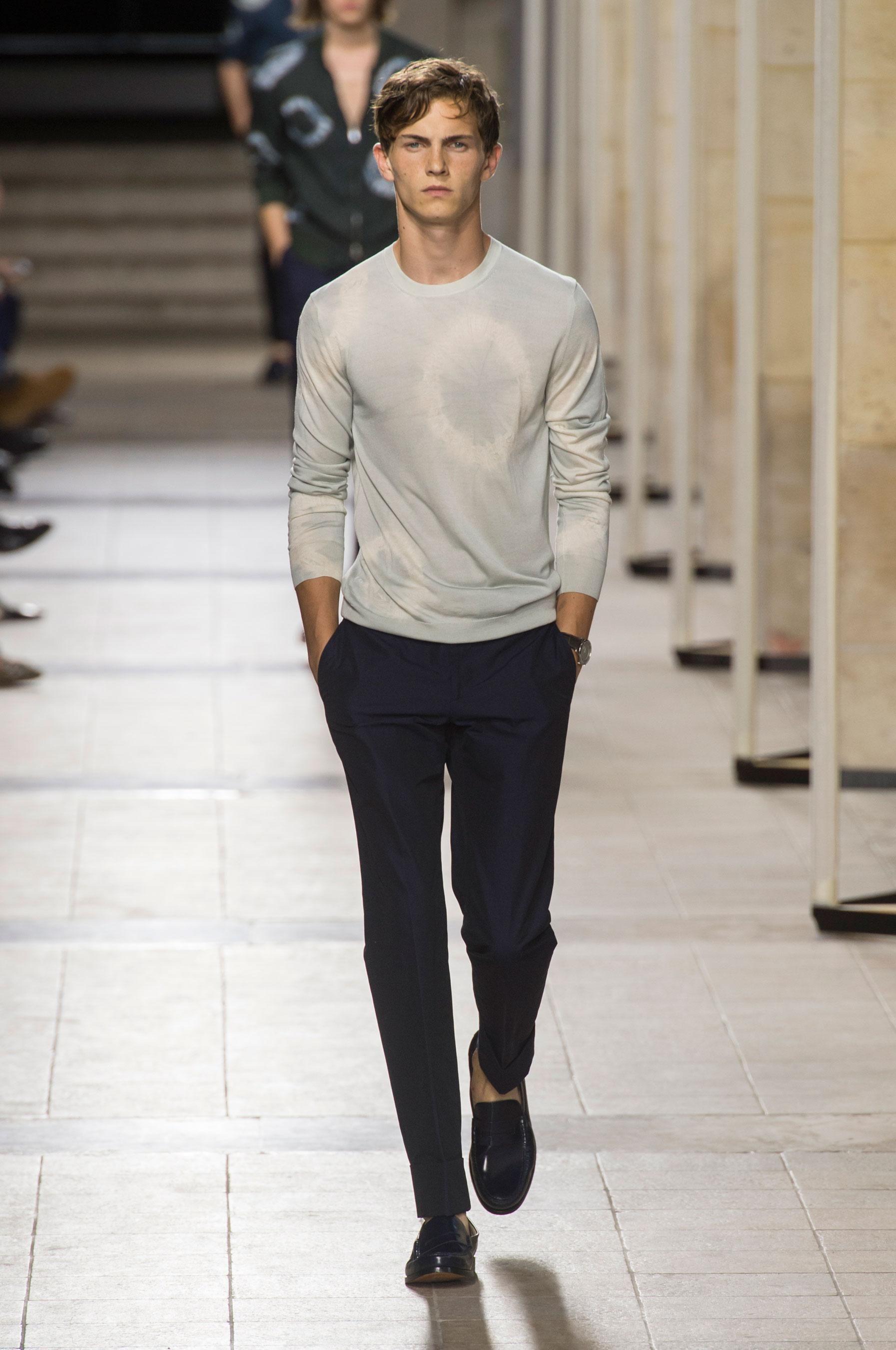 Défilé Hermès Printemps-été 2017 Homme