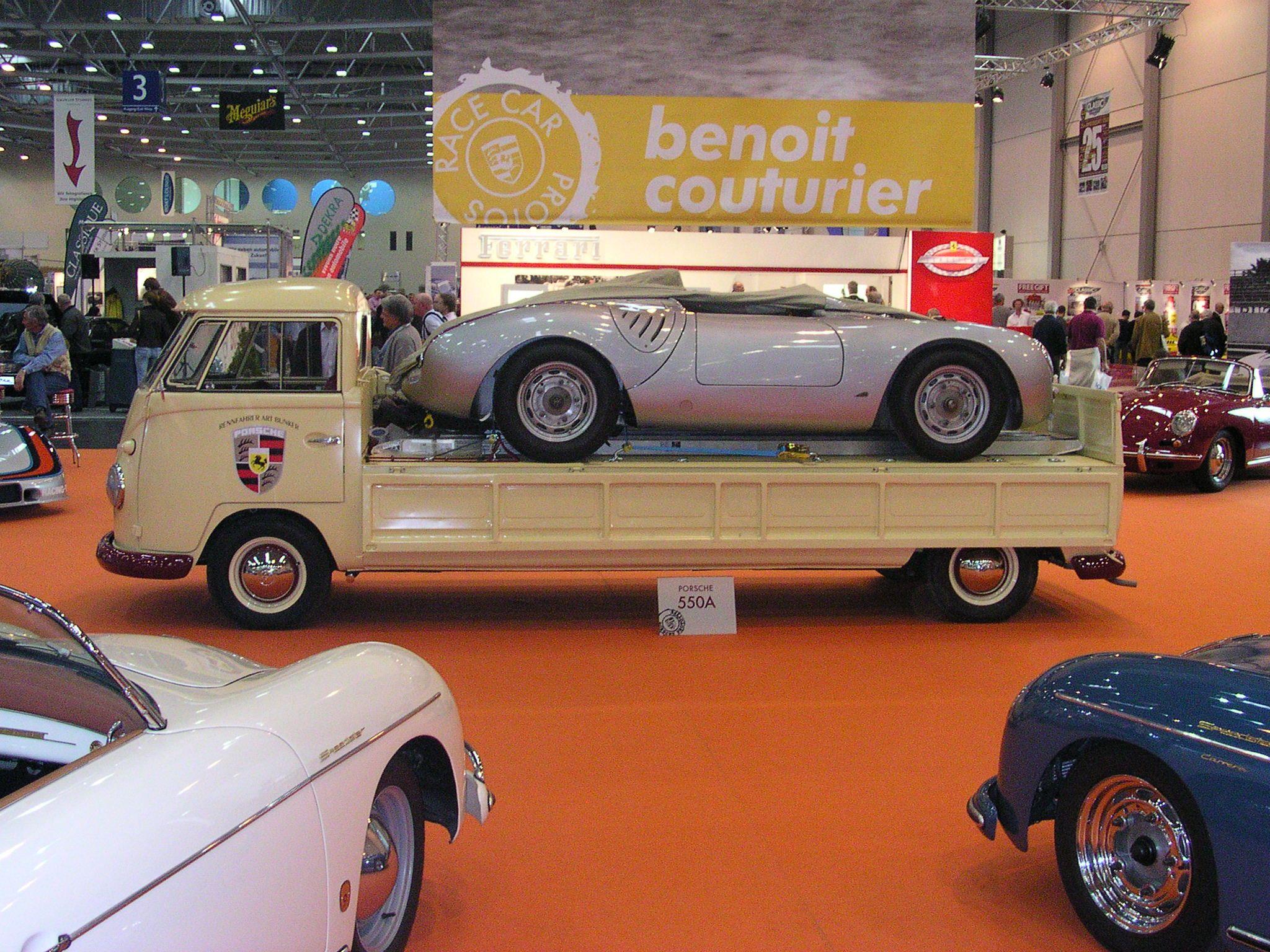 Porsche-Hauler VW T2 Truck | Porsche | Pinterest | Vw, Porsche 356 ...