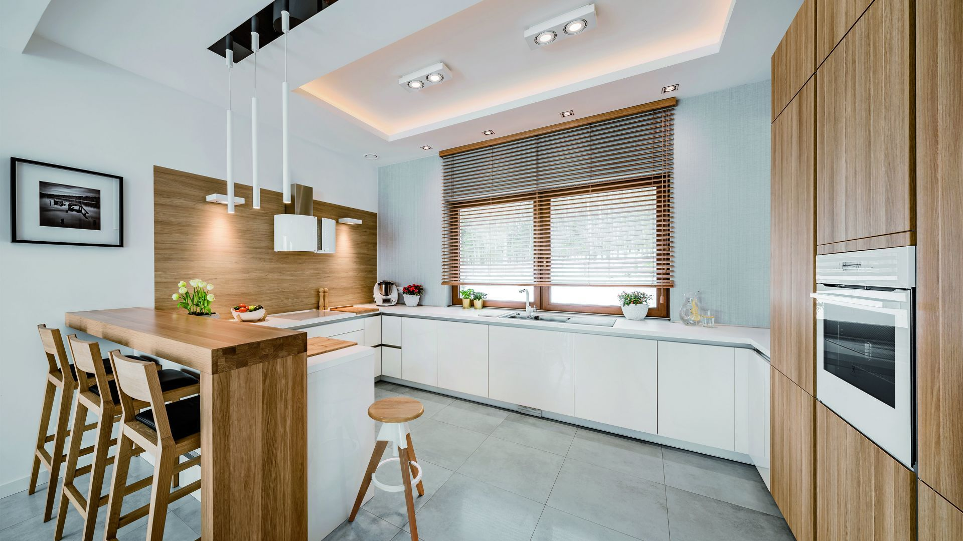 Okno W Kuchni Pomysly Na Aranzacje House Design Interior Home