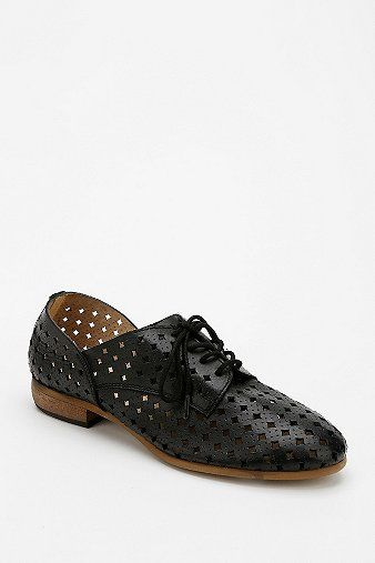 Seychelles Scamp Cutout Oxford - Urban Outfitters ($100.00) - Svpply