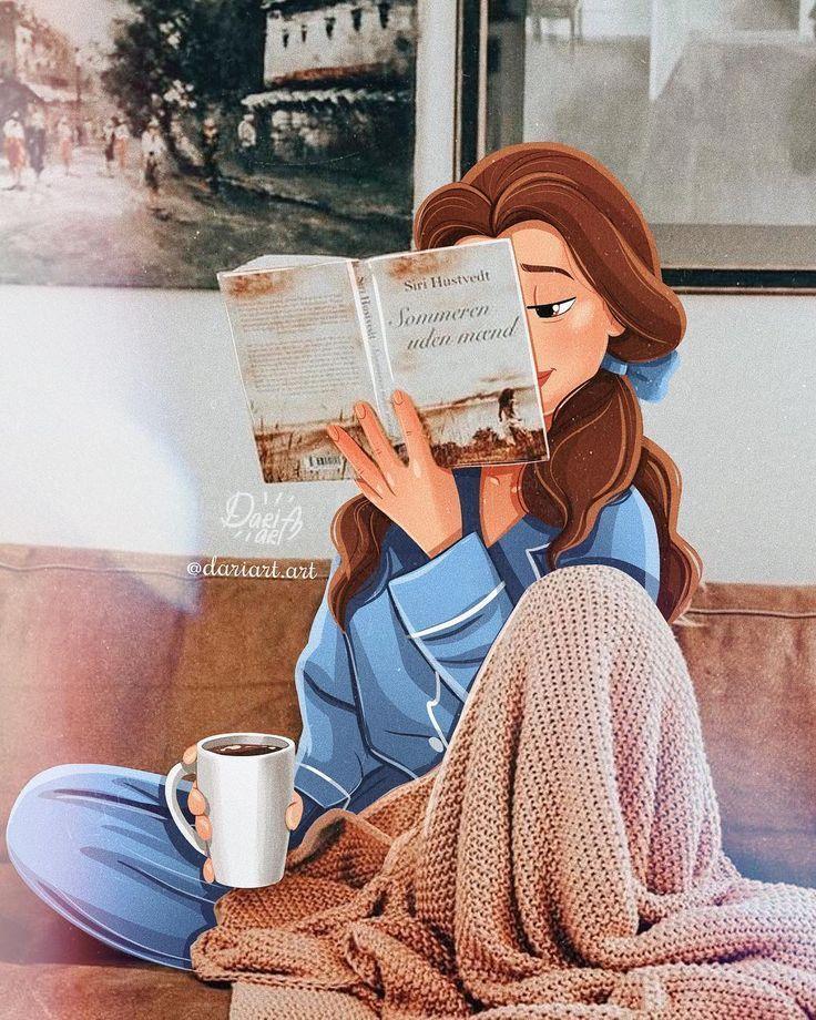 Die in Kiew lebende Illustratorin Daria Artemieva interpretiert Disney-Prinzessinnen neu, als ob sie ... - #disney