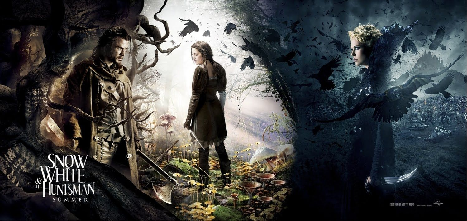 Blancanieves y la leyenda del cazador Película