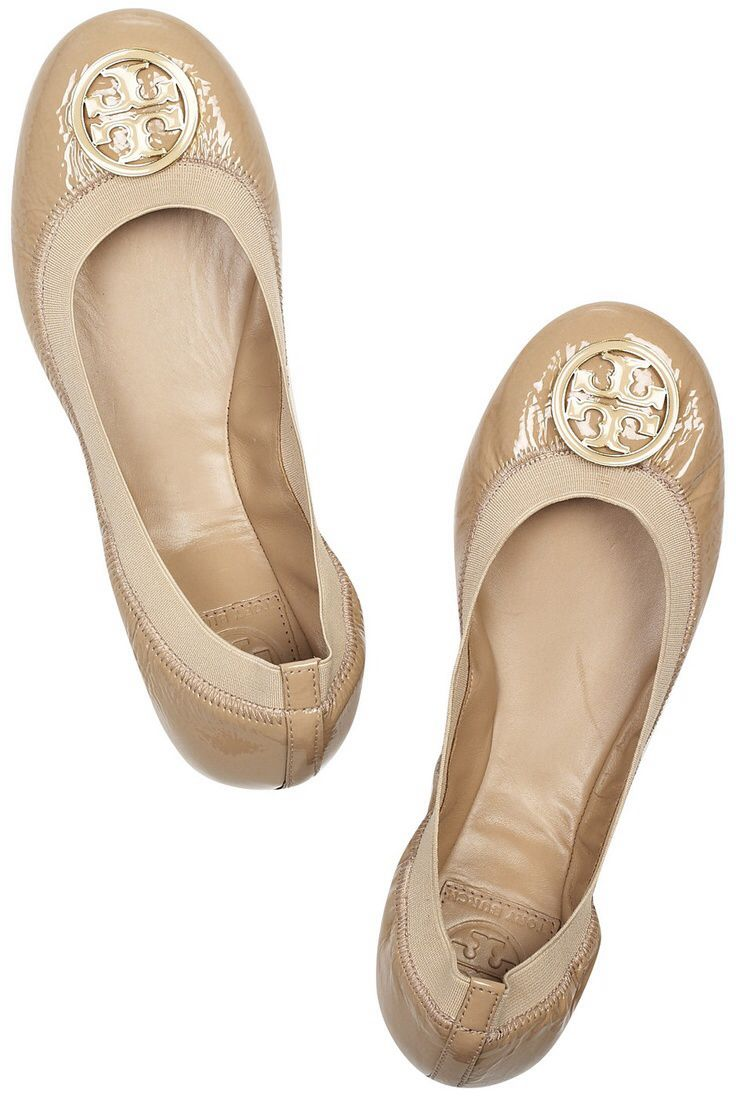 6b268cfc1b4a  50 Tory burch Caroline ballet flats