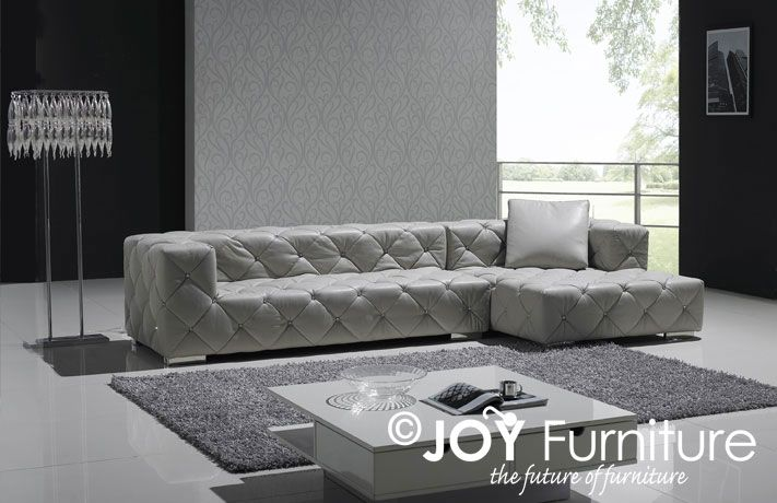 Contemporary Leather Sofas Ordering