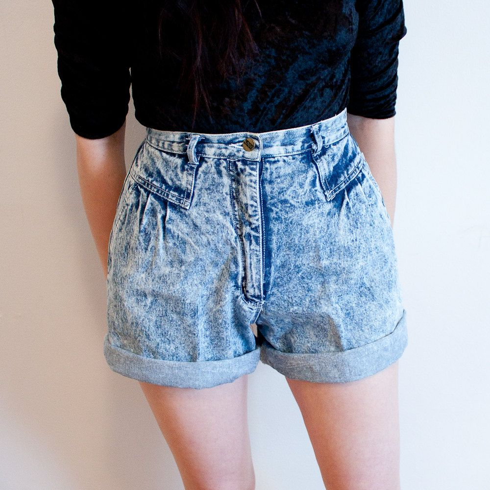 1000  images about 1980 high waist jeans short/long on Pinterest ...