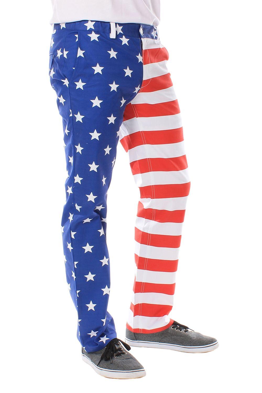 f0da021918e7 American Flag Pants