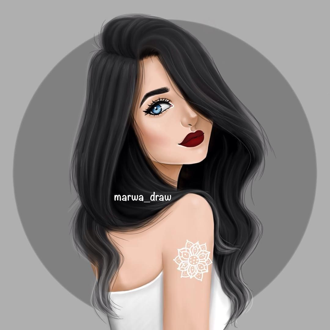 ساحة الموضة Girly Drawings Girly M Sarra Art