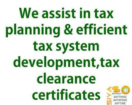 Tax advisory services http://www.siyasomarket.com/classified/clsId/15037/tax_advisory_services/