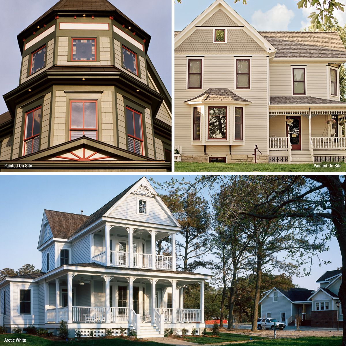 Popular Victorian House Colors Victorian House Colors Siding Colors House Colors