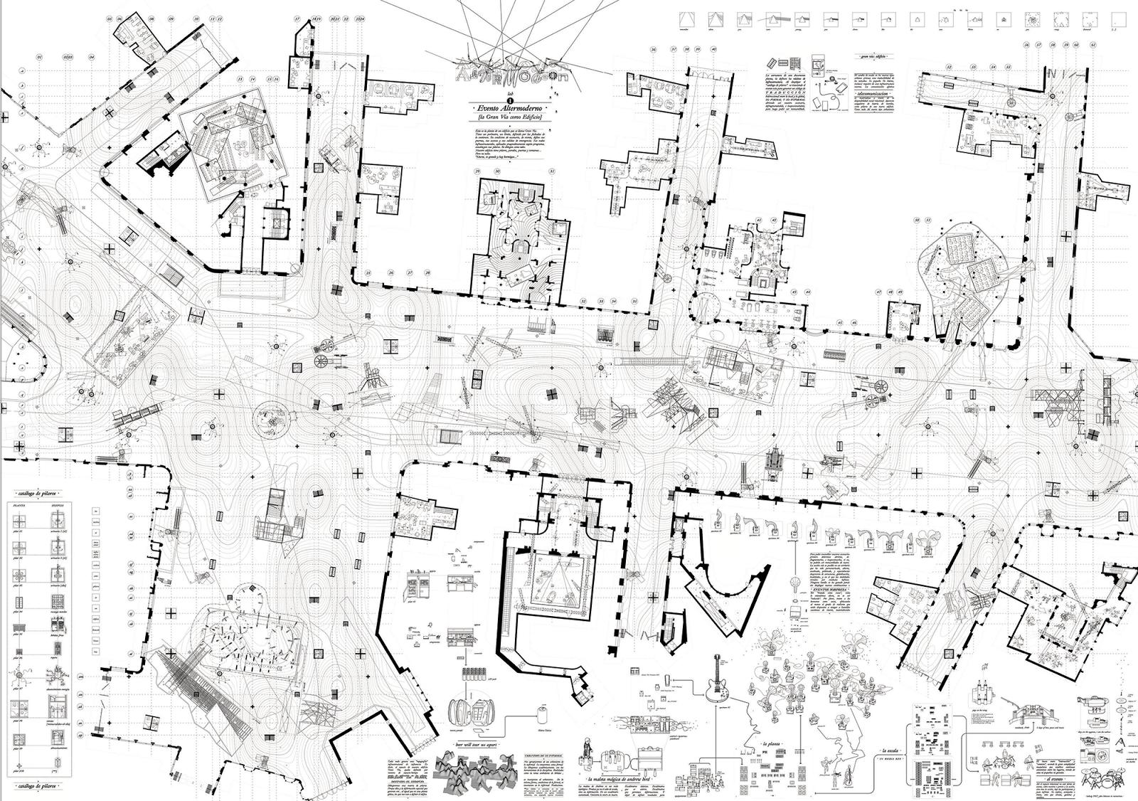 el archipi lago ofrece un anteproyecto un plan de acci n para la metr polis europea sketch. Black Bedroom Furniture Sets. Home Design Ideas
