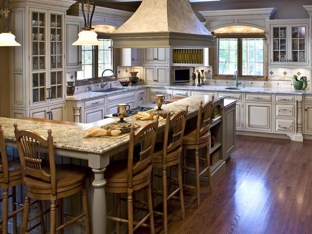L Shaped Island Kitchen Layout 5 most popular kitchen layouts | islands, the white and l shaped