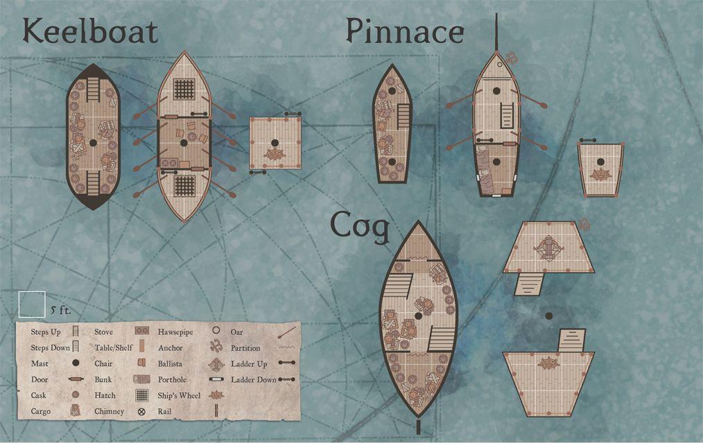 Pin by Draqoun Maguese on D&D Cartography   Ship map ...