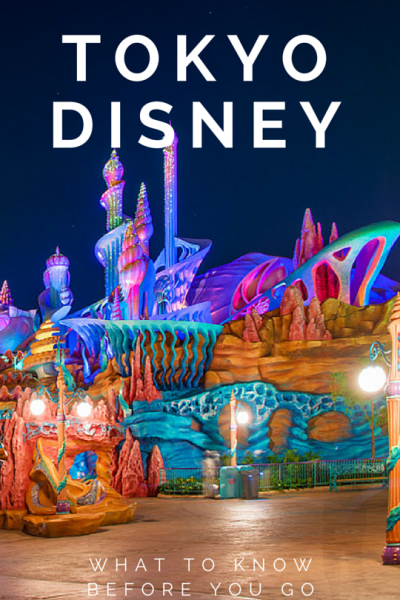 Tokyo Disney 101: Trip planning tips for visiting Tokyo Disneyland and Tokyo DisneySea.