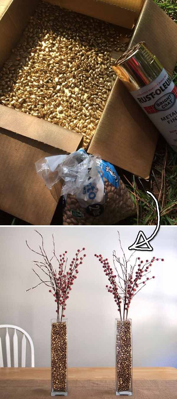 30 low budget makeovers you could do with spray paint spray 30 low budget makeovers you could do with spray paint vase fillerstable reviewsmspy