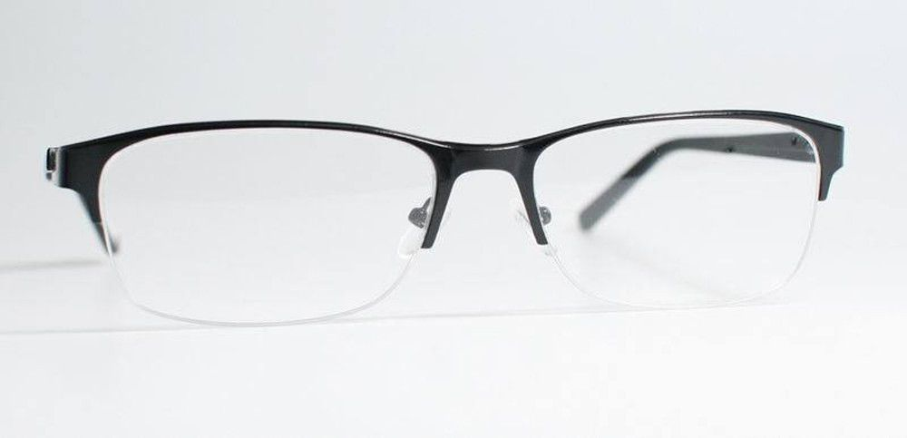 8b052888e5 Fatheadz D Fens FH00140 Oversized Mens Semi-Rimless Black Glasses  Fatheadz   SemiRimless