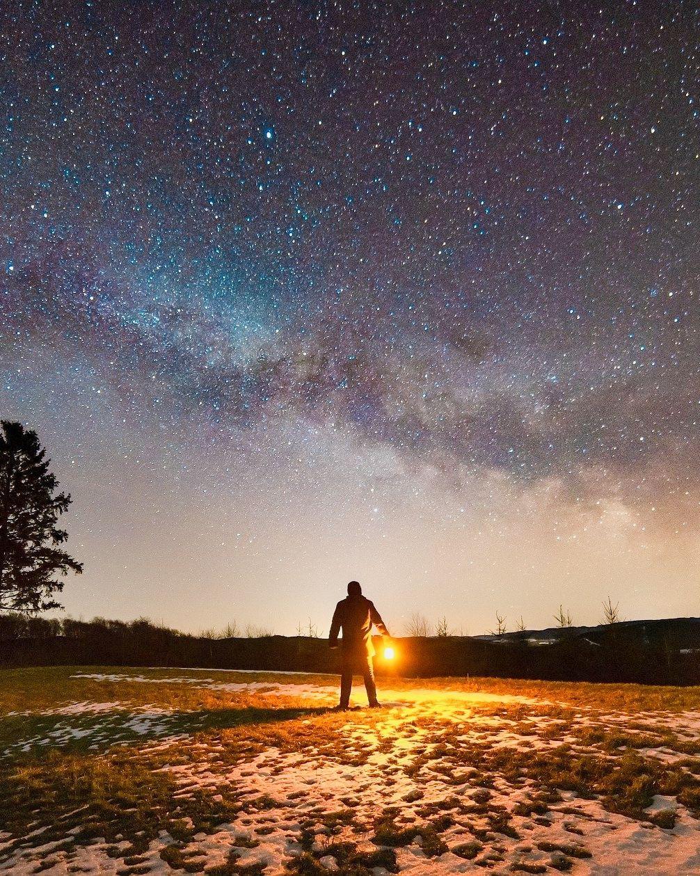 Galaxy Sky Wallpaper Sky Wallpaper Photo