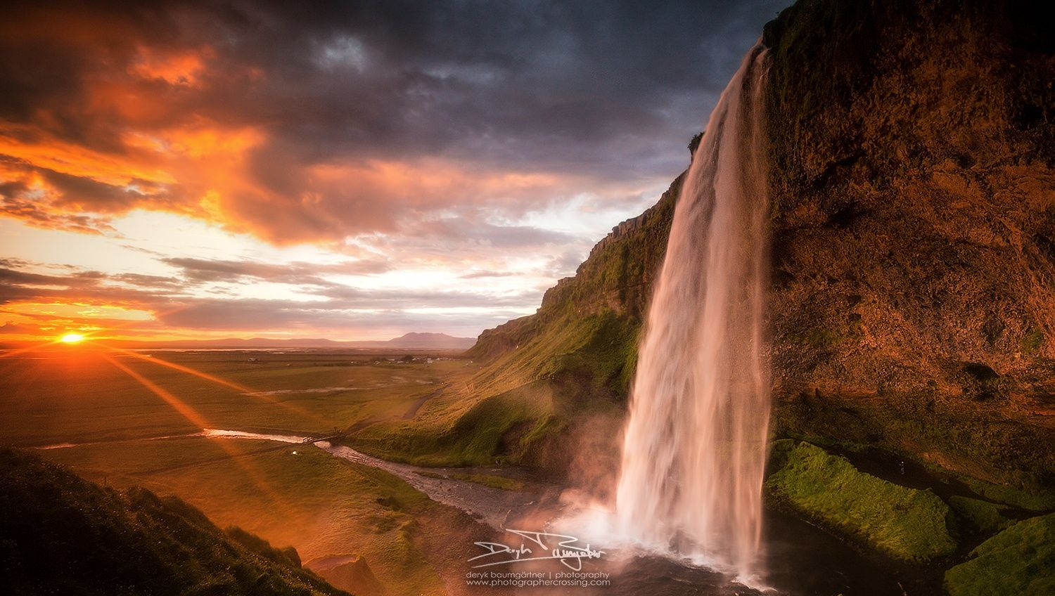 [ icelandfoss ] by Deryk Baumgärtner on 500px  )