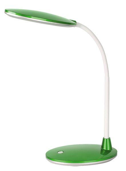 OLIVER Rábalux - pracovná LED lampa - zelená - 380mm