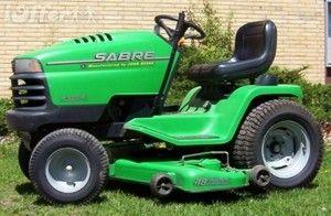 Best John Deere 17 542hs Sabre Lawn Tractor Technical Manual