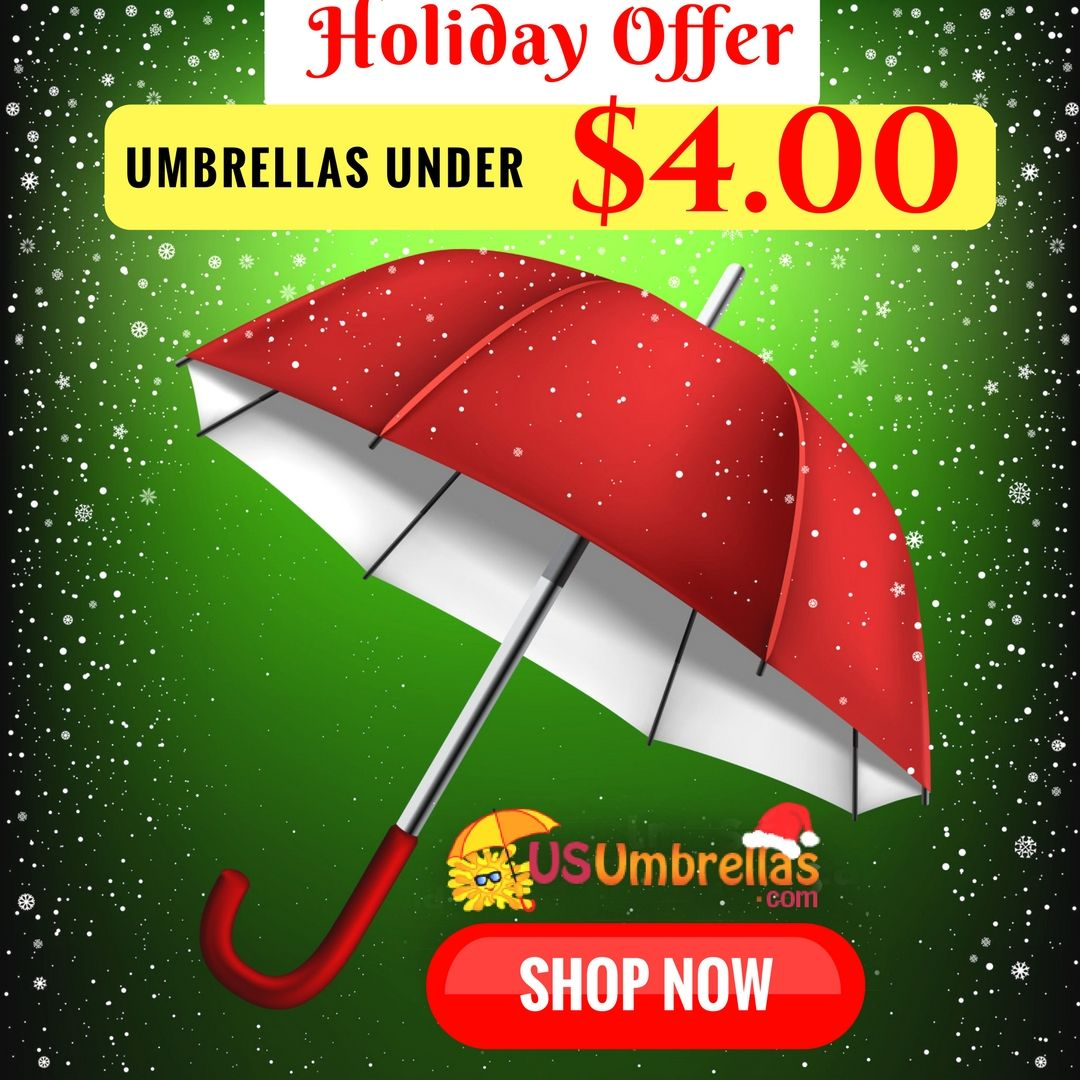Our early Christmas gift to you 🎁Now shop your favorite umbrellas ...