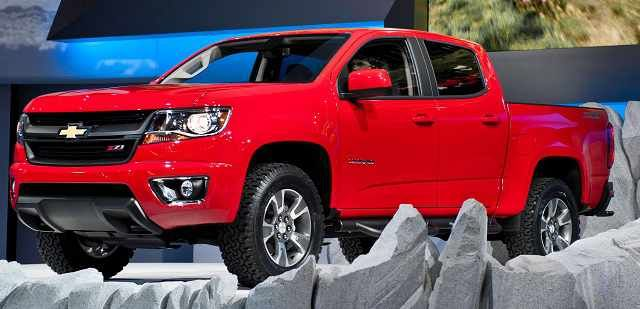 2017 Chevrolet Colorado Cost And Release Date Http World Wide Web